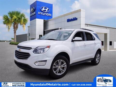 2017 Chevrolet Equinox for sale at Metairie Preowned Superstore in Metairie LA