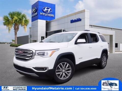 2017 GMC Acadia for sale at Metairie Preowned Superstore in Metairie LA
