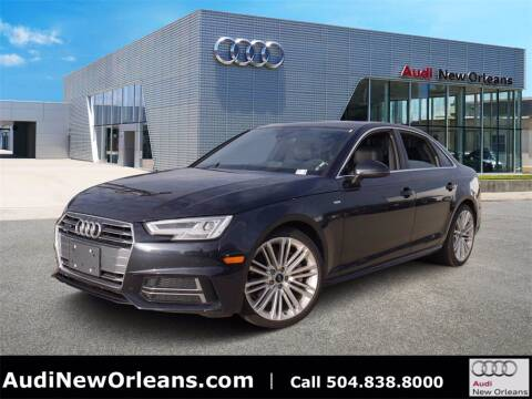 2017 Audi A4 for sale at Metairie Preowned Superstore in Metairie LA