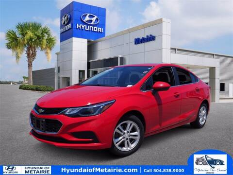 2018 Chevrolet Cruze for sale at Metairie Preowned Superstore in Metairie LA