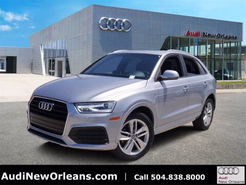 2018 Audi Q3 for sale at Metairie Preowned Superstore in Metairie LA