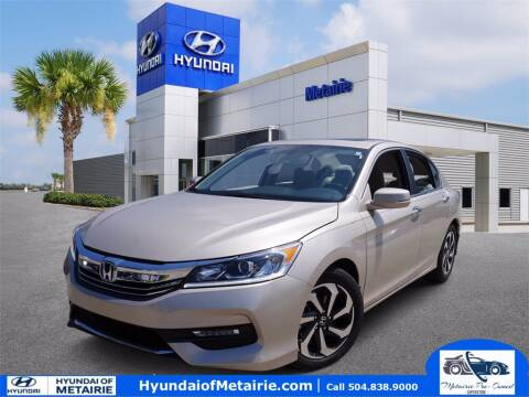2016 Honda Accord for sale at Metairie Preowned Superstore in Metairie LA