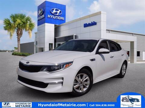2016 Kia Optima for sale at Metairie Preowned Superstore in Metairie LA