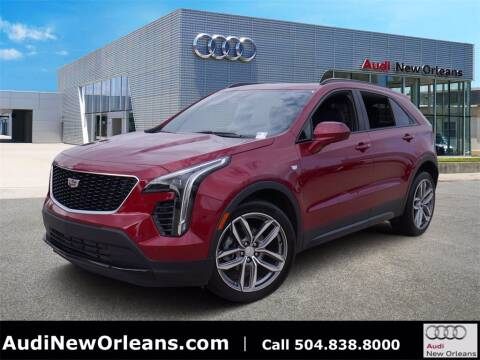 2019 Cadillac XT4 for sale at Metairie Preowned Superstore in Metairie LA