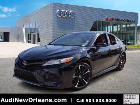 2020 Toyota Camry for sale at Metairie Preowned Superstore in Metairie LA