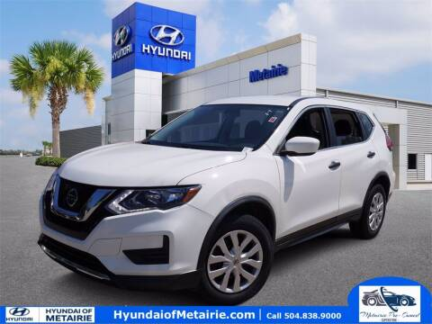 2017 Nissan Rogue for sale at Metairie Preowned Superstore in Metairie LA