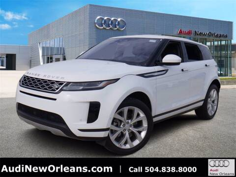 2020 Land Rover Range Rover Evoque for sale at Metairie Preowned Superstore in Metairie LA