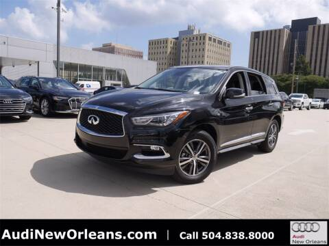 2020 Infiniti QX60 for sale at Metairie Preowned Superstore in Metairie LA