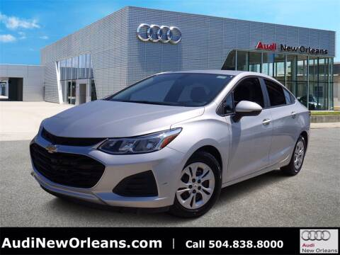 2019 Chevrolet Cruze for sale at Metairie Preowned Superstore in Metairie LA
