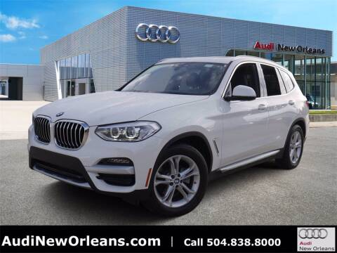 2020 BMW X3 for sale at Metairie Preowned Superstore in Metairie LA