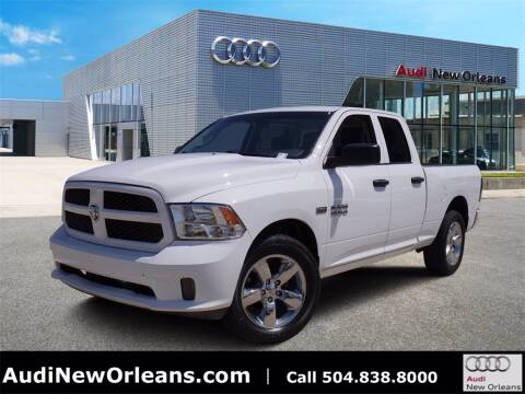 2018 RAM Ram Pickup 1500 for sale at Metairie Preowned Superstore in Metairie LA