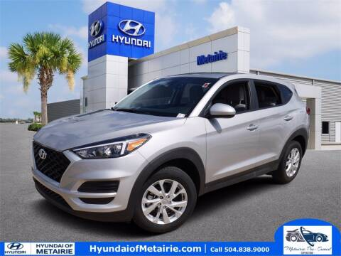 2020 Hyundai Tucson for sale at Metairie Preowned Superstore in Metairie LA