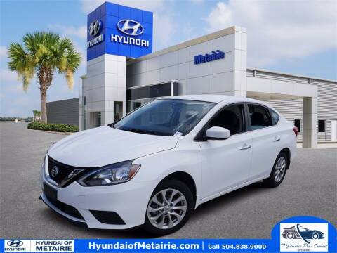 2018 Nissan Sentra for sale at Metairie Preowned Superstore in Metairie LA
