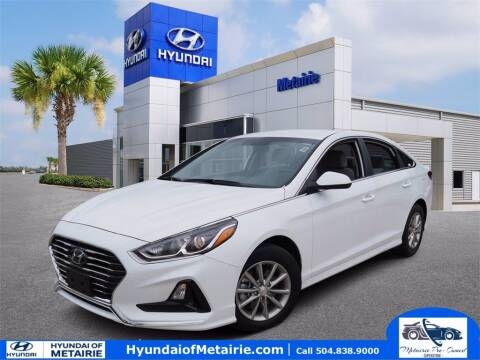 2019 Hyundai Sonata for sale at Metairie Preowned Superstore in Metairie LA