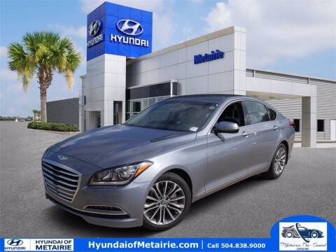 2015 Hyundai Genesis for sale at Metairie Preowned Superstore in Metairie LA