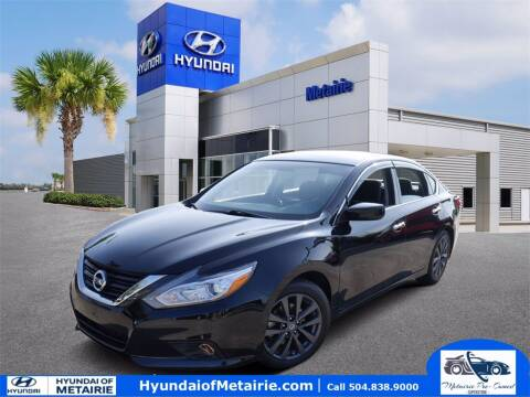 2017 Nissan Altima for sale at Metairie Preowned Superstore in Metairie LA