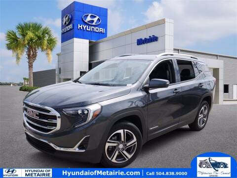 2019 GMC Terrain for sale at Metairie Preowned Superstore in Metairie LA