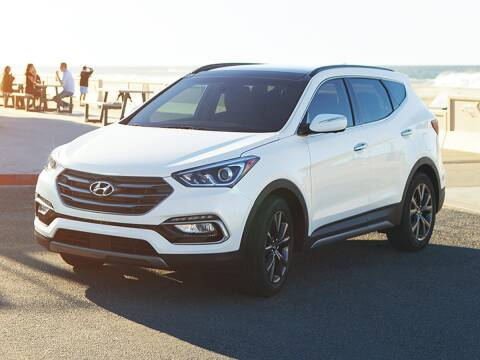 2017 Hyundai Santa Fe Sport for sale at Metairie Preowned Superstore in Metairie LA
