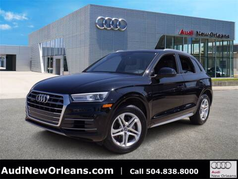 2018 Audi Q5 for sale at Metairie Preowned Superstore in Metairie LA