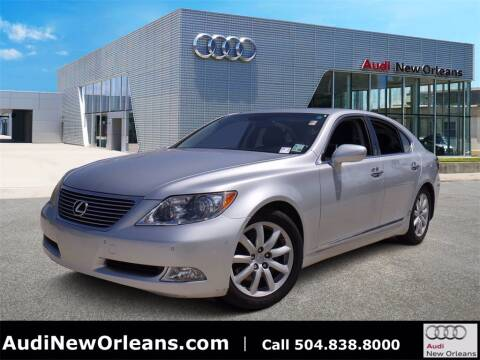 2008 Lexus LS 460 for sale at Metairie Preowned Superstore in Metairie LA