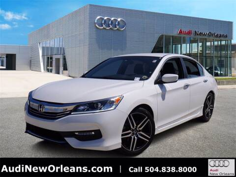 2017 Honda Accord for sale at Metairie Preowned Superstore in Metairie LA