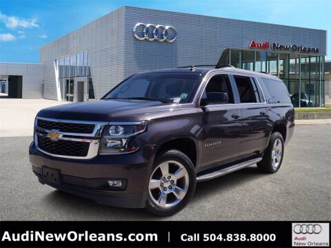 2015 Chevrolet Suburban for sale at Metairie Preowned Superstore in Metairie LA