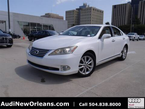 2011 Lexus ES 350 for sale at Metairie Preowned Superstore in Metairie LA