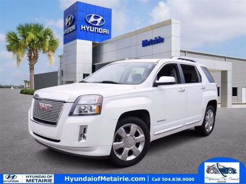 2014 GMC Terrain for sale at Metairie Preowned Superstore in Metairie LA