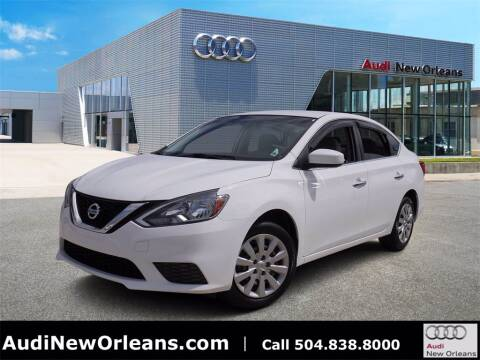 2016 Nissan Sentra for sale at Metairie Preowned Superstore in Metairie LA