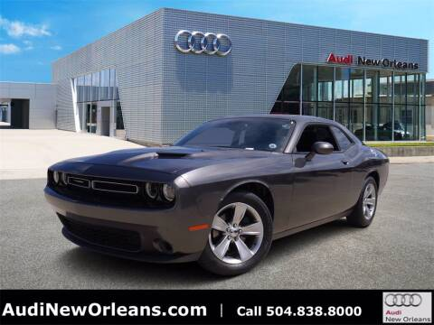 2015 Dodge Challenger for sale at Metairie Preowned Superstore in Metairie LA