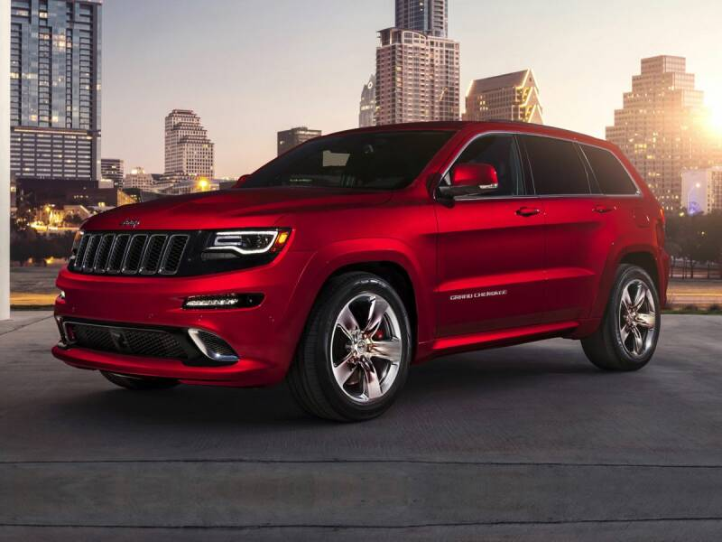 2014 Jeep Grand Cherokee for sale at Metairie Preowned Superstore in Metairie LA