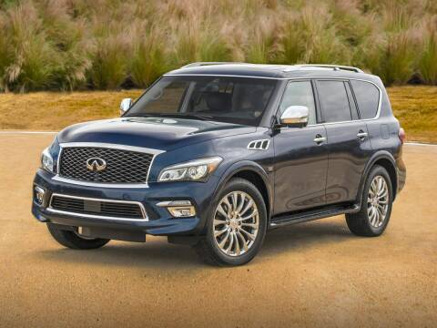 2015 Infiniti QX80 for sale at Metairie Preowned Superstore in Metairie LA