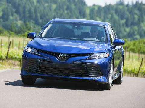 2018 Toyota Camry for sale at Metairie Preowned Superstore in Metairie LA