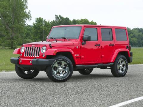 2017 Jeep Wrangler Unlimited for sale at Metairie Preowned Superstore in Metairie LA