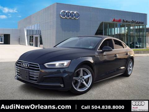 2018 Audi A5 Sportback for sale at Metairie Preowned Superstore in Metairie LA