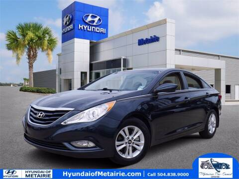 2013 Hyundai Sonata for sale at Metairie Preowned Superstore in Metairie LA