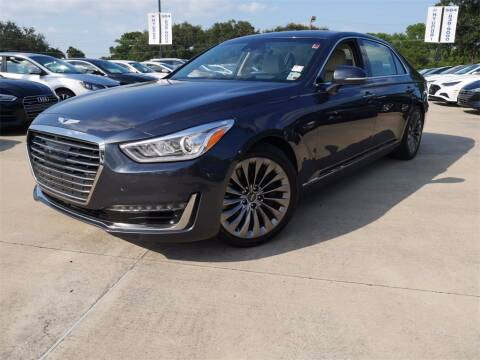 2017 Genesis G90 for sale at Metairie Preowned Superstore in Metairie LA
