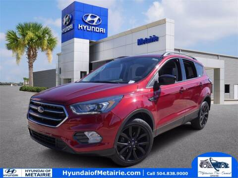 2017 Ford Escape for sale at Metairie Preowned Superstore in Metairie LA