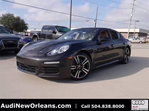 2016 Porsche Panamera for sale at Metairie Preowned Superstore in Metairie LA
