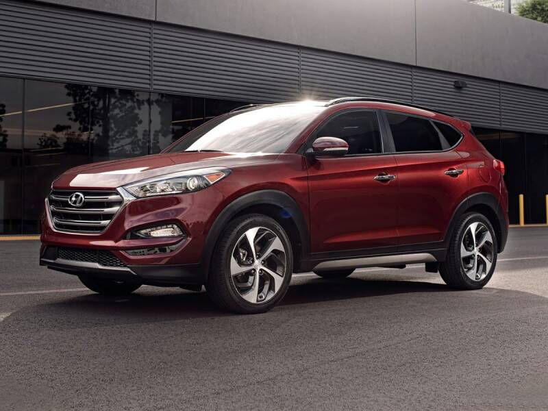 2017 Hyundai Tucson for sale at Metairie Preowned Superstore in Metairie LA