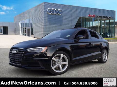 2016 Audi A3 for sale at Metairie Preowned Superstore in Metairie LA