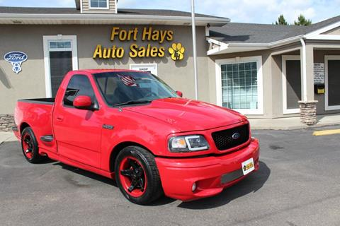 1999 Ford F-150 SVT Lightning for sale in Hays, KS