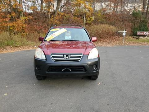 2005 Honda CR-V for sale in Branford, CT