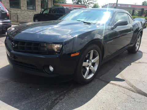 2010 Chevrolet Camaro for sale in Mansfield, OH