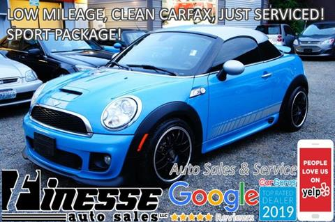 2014 MINI Coupe for sale in Seattle, WA