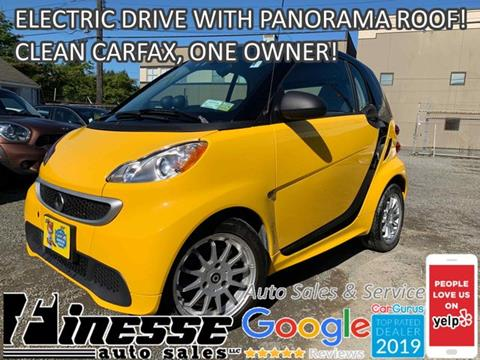 2014 Smart fortwo electric drive for sale in Seattle, WA