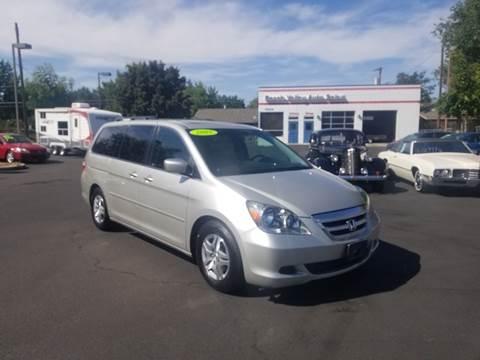 2005 Honda Odyssey For Sale >> Honda Odyssey For Sale In Boise Id Boise Auto Group