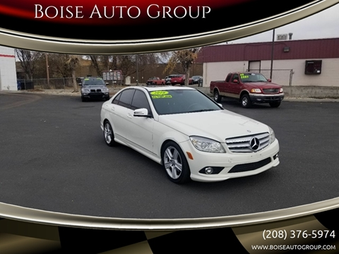 2010 Mercedes-Benz C-Class for sale in Boise, ID