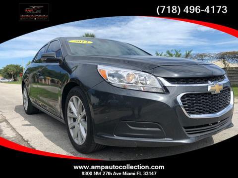 Used Cars Miami >> 2014 Chevrolet Malibu For Sale In Miami Fl