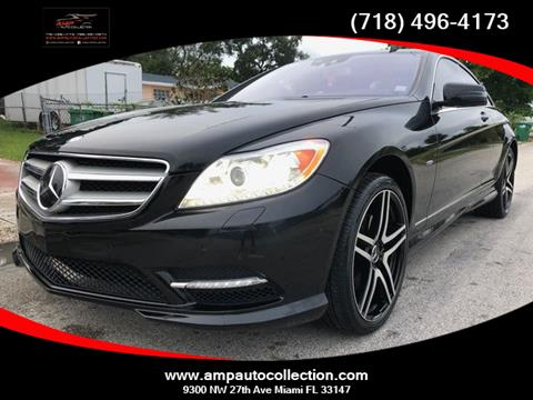 2012 Mercedes-Benz CL-Class for sale in Miami, FL